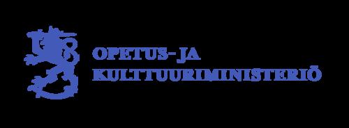 Opetus- ja kulttuuriministeriö.